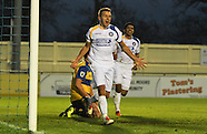 Solihull Moors FC v Lowestoft Town 061214