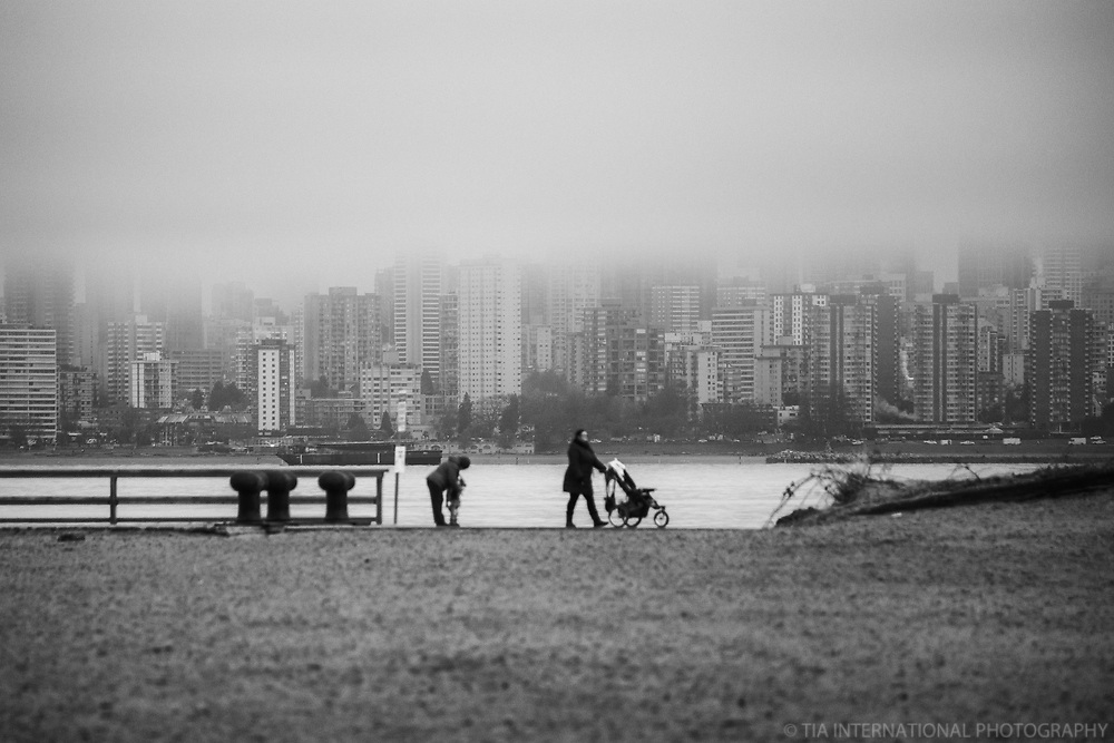 Jericho Beach & English Bay, Vancouver