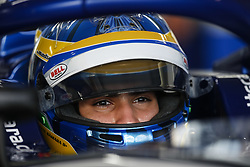 March 6, 2018 - Le Castellet, France - SERGIO SETTE CAMARA of Brazil and Carlin during the 2018 Formula 2 pre season testing at Circuit Paul Ricard in Le Castellet, France. (Credit Image: © James Gasperotti via ZUMA Wire)