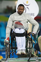 Marc-Andre Cratere, Wheelchair Fencing, FRA, Escrime - Sabre Individuel at Rio 2016 Paralympic Games, Brazil