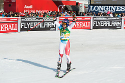 NOGER Cedric of Switzerland competes during the Audi FIS Alpine Ski World Cup Men's Giant Slalom 58th Vitranc Cup 2019 on March 9, 2019 in Podkoren, Kranjska Gora, Slovenia. Photo by Peter Podobnik / Sportida