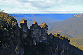 Sydney, Katoomba, and the Blue Mountains