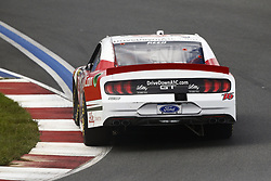 September 27, 2018 - Concord, North Carolina, United States of America - Ryan Reed (16) races through the turns during practice for the Drive for the Cure 200 at Charlotte Motor Speedway in Concord, North Carolina. (Credit Image: © Chris Owens Asp Inc/ASP via ZUMA Wire)