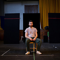 Martin McCormick, Writer - Final Image for the Traverse Fifty<br /> 11th September 2013<br /> <br /> The Traverse Fifty was a collaboration between Writer Pictures and The Traverse Theatre to celebrate their 50th year. Fifty Writer Pictures photographers photographed fifty Traverse Writers.<br /> <br /> Photograph by Duncan Harvey/Writer Pictures<br /> <br /> WORLD RIGHTS