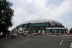 England fans arrive at Twickenham before kick off  - Mandatory by-line: Ryan Hiscott/JMP - 27/05/2018 - RUGBY - Twickenham Stadium - London, England - England v Barbarians - Quilter Cup