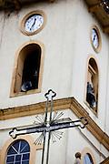 Morretes_PR, Brasil...Igreja Matriz da Nossa Senhora do Porto em Morretes, no Parana...The Mother Church Nossa Senhora do Porto in Morretes, Parana...Foto: BRUNO MAGALHAES / NITRO