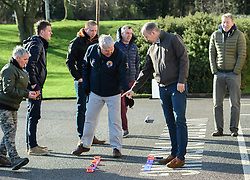 The EBP hosted a Bloodhound Education Rocket Car Training Session for RAF Scampton personnel and Lincolnshire teachers and pupils from Priory City of Lincoln Academy<br /> <br /> Picture: Chris Vaughan Photography for The EBP<br /> Date: January 31, 2018