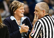 12 December 2009:  Head Coach Tricia Cullop during the NCAA basketball game between IPFW and the Toledo Rockets at Savage Arena in Toledo, OH.