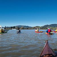 BASK Thursday Paddle on Galilnas Creek.