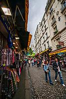 Rue de Steinkerque, Montmartre