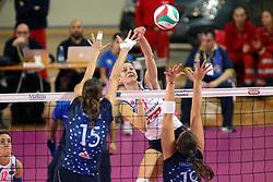 KATARINA BARUN<br /> IGOR GORGONZOLA NOVARA - IL BISONTE FIRENZE<br /> CAMPIONATO ITALIANO VOLLEY SERIE A1-F 2014-2015<br /> NOVARA (NO) 08-11-2014<br /> FOTO FILIPPO RUBIN / LVF
