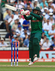 Bangladesh's Mushfiqur Rahim during the ICC Champions Trophy, Group A match at The Oval, London.