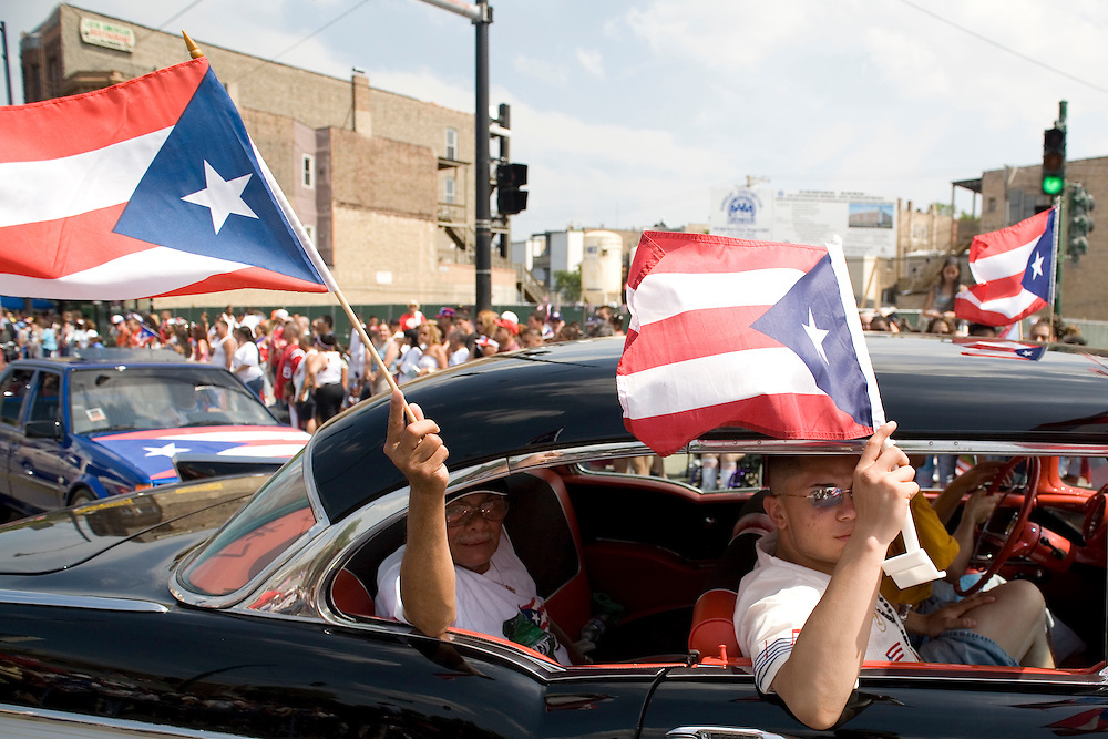 from the Puerto Rican Cultural Center of Chicago: <br />