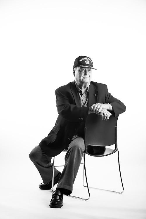 William Bayha<br /> Army<br /> O-5<br /> Special Forces Officer<br /> 1958 - 1979<br /> Vietnam<br /> <br /> Veterans Portrait Project<br /> Colorado Springs, CO San Antonio, Texas
