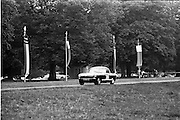 16/09/1967<br /> 09/16/1967<br /> 16 September 1967<br /> Phoenix Park Motor Racing, Kingsway Trophy Race, sponsored by Player and Wills (Ireland) Limited. <br /> Image shows M. Nugent's M.G.B. (38).