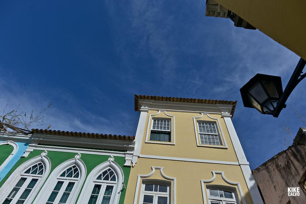 Pelorinho historical area, Salvador de Bahia, Bahia State, Brazil