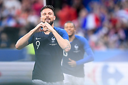 May 28, 2018 - Saint Denis, France - 09 OLIVIER GIROUD (FRA) - JOIE (Credit Image: © Panoramic via ZUMA Press)