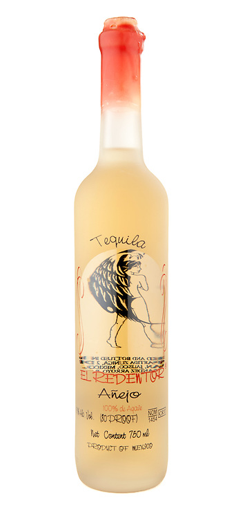 El Redentor Añejo Tequila -- Image originally appeared in the Tequila Matchmaker: http://tequilamatchmaker.com