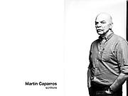 Martin Caparros, scrittore.