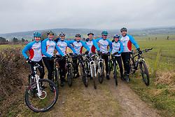 19-03-2016 NED: We Bike 2 Change Diabetes Spain 2016, Epen<br /> In Epenl werd de laatste serieuze training en informatie gegeven voor de Mountainbike Challenge Spanje. We Bike 2 Change Diabetes gaat weer van start in mei 2016 / De bikers met Diabetes type 1