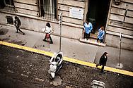 Frankrig valg reportage, Marseille, det lokale finanaskontor