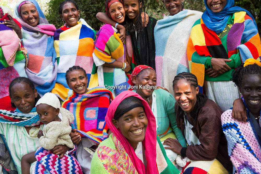 Hamlin Fistula Hospital patients in Addis Ababa