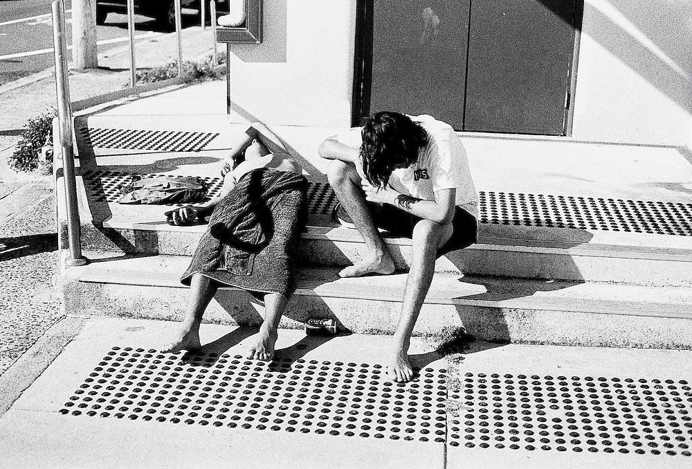 Boys, Curl Curl Beach, Sydney