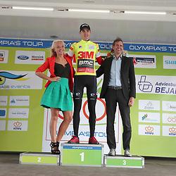 28-09-2016: Wielrennen: Olympia Tour: Assen<br /> ASSEN (NED) wielrennen   <br /> Pavel Sivakov is de nieuwe leider in Olympiastour