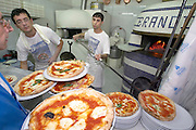 Pizzeria Brandi ? where the Pizza Margherita was invented in 1889.
