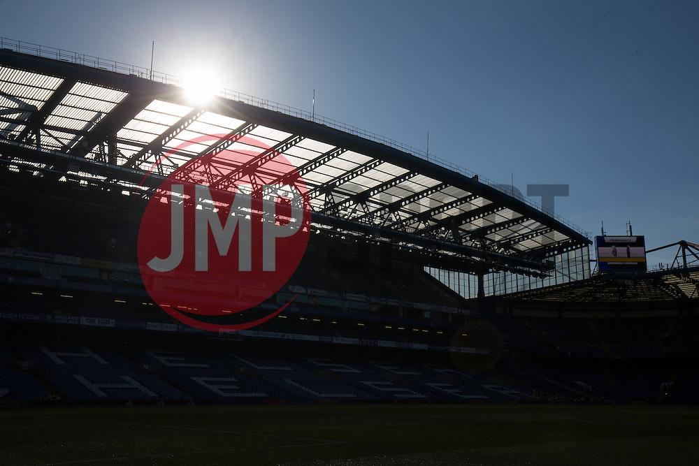 General View before the game - Rogan Thomson/JMP - 15/08/2016 - FOOTBALL - Stamford Bridge Stadium - London, England - Chelsea v West Ham United - Premier League Opening Weekend.