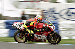 MAURO SANCHINI ITA DUCATI,    World Superbike Championship Donington Park 14th May 2000