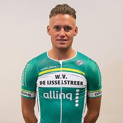 25-02-2020: Wielrennen: Teampresentatie IJsselstreek; Harderwijk <br /> Gerco Pastoor