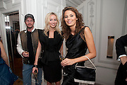 SCOTT YOUNG; NOELLE RENO; OLIVIA COLE, Georgina Chapman and Stephen Webster celebrate her guest designer collection for Garrard. Albermarle St. London. 4 November 2009