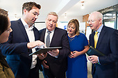 MINISTER BREEN PICS GMIT portershed 2017