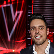 NLD/Hilversum/20141121- 2de Live The Voice of Holland, Dennis Kroon