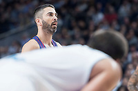 FC Barcelona Lassa Juan Carlos Navarro during Turkish Airlines Euroleague match between Real Madrid and FC Barcelona Lassa at Wizink Center in Madrid, Spain. December 14, 2017. (ALTERPHOTOS/Borja B.Hojas)