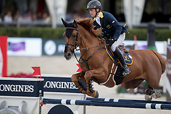 Breen Shane, IRL, Golden Hawk<br /> Longines Cup of the City of Barcelona<br /> Furusiyya FEI Nations Cup Jumping Final - Barcelona 2016<br /> © Hippo Foto - Dirk Caremans<br /> 25/09/16