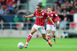 Bobby Reid of Bristol City - Mandatory by-line: Dougie Allward/JMP - 21/10/2017 - FOOTBALL - Ashton Gate Stadium - Bristol, England - Bristol City v Leeds United - Sky Bet Championship