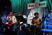 22 June-New York, NY-  Rakim and the ROOTS perform at the Mo' Meta Blues II Paid in Full 25th Anniversary with Rakim, Black Thought & The Roots Produced by Jill Newman Productions as part of the Blue Note Jazz Festival and held at the Blue Note on June 22, 2011 in New York City. Photo Credit: Terrence Jennings
