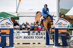 SUGITANI Taizo (JPN), Heroine de Muze<br /> Hagen - Horses and Dreams 2019<br /> Großer Preis der Deutschen Kreditbank AG- BEMER RIDERS TOUR - Wertungsprüfung - CSI4* Grand Prix Two Rounds<br /> 28. April 2019<br /> © www.sportfotos-lafrentz.de/Stefan Lafrentz