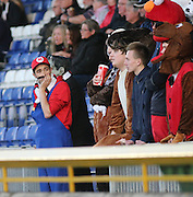 Super Mario despair as Caley get awarded a penalty  - Inverness Caledonian Thistle v Dundee at Caledonian Stadium, Inverness<br /> <br />  - © David Young - www.davidyoungphoto.co.uk - email: davidyoungphoto@gmail.com