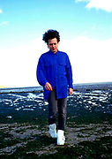 Robert Smith from The Cure 1988