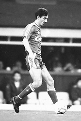 Ian Rush Liverpool, Coventry City v Liverpool, Highfield Road,  1991