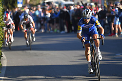 March 23, 2019 - Milan, France - JULIAN ALAPHILIPPE (FRA) of Deceuninck - Quick - Step during Milano-Sanremo Day Race. (Credit Image: © Panoramic via ZUMA Press)