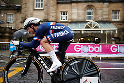 Audrey Cordon-Ragot (FRA) at UCI Road World Championships 2019 Elite Women's TT a 30.3 km individual time trial from Ripon to Harrogate, United Kingdom on September 24, 2019. Photo by Sean Robinson/velofocus.com