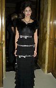 INES SASTRE, Crillon Debutante Ball 2007,  Crillon Hotel Paris. 24 November 2007. -DO NOT ARCHIVE-© Copyright Photograph by Dafydd Jones. 248 Clapham Rd. London SW9 0PZ. Tel 0207 820 0771. www.dafjones.com.