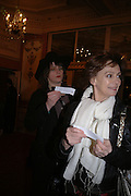 Francesca Annis, Opening night of Embers, Duke of York's theatre. St. Martin's Lane. London. 1 March 2006. ONE TIME USE ONLY - DO NOT ARCHIVE  © Copyright Photograph by Dafydd Jones 66 Stockwell Park Rd. London SW9 0DA Tel 020 7733 0108 www.dafjones.com