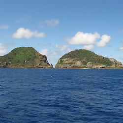 Kermadecs Marine Reserve. Meyer Islands