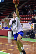 DESCRIZIONE : Pordenone Amichevole Pre Eurobasket 2015 Nazionale Italiana Femminile Senior Italia Australia Italy Australia<br /> GIOCATORE : Maria Laterza<br /> CATEGORIA : riscaldamento<br /> SQUADRA : Italia Italy<br /> EVENTO : Amichevole Pre Eurobasket 2015 Nazionale Italiana Femminile Senior<br /> GARA : Italia Australia Italy Australia<br /> DATA : 28/05/2015<br /> SPORT : Pallacanestro<br /> AUTORE : Agenzia Ciamillo-Castoria/GiulioCiamillo<br /> Galleria : Nazionale Italiana Femminile Senior<br /> Fotonotizia : Pordenone Amichevole Pre Eurobasket 2015 Nazionale Italiana Femminile Senior Italia Australia Italy Australia<br /> Predefinita :