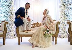 Abid and Edita's Asian Wedding in Chigwell House - London Wedding Photographer